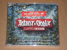 ASTERIX E OBELIX CONTRO CESARE:COLONNA SONORA (COCCIANTE)- CD SIGILLATO (SEALED)