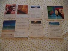 P&O  CRUISES  SEVEN   OLD  MAGAZINE ADVERTS