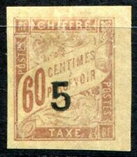 INDOCHINE 1904 Yvert TT 1 * Aufdruckmarke  16€(F0769