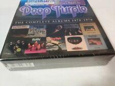 Deep Purple  --  The Complete Albums  1970-1976  ,  10 CD ALBUM BOX SET ,  NEU