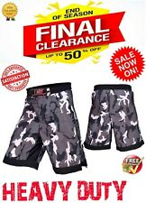 Best Fight MMA Grappling Shorts for Cage Kick Boxing Muay Thai Gym Men Women UFC