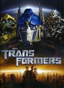 Transformers [New DVD] Ac-3/Dolby Digital, Dolby, Dubbed, O-Card Packaging, Su