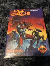 YS SEGA Mega Drive USA Version - Custom Game - Grade AAA+++