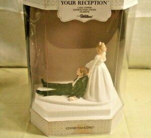 Wilton Wedding Cake Topper Humorous Your Reception in Original Box