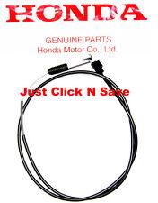 HONDA HRR216 HRT216 SDA HRR216SDA HRT216SDA Lawn Mower Engine CLUTCH DRIVE CABLE