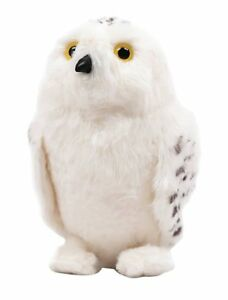QMx Harry Potter Hedwig the Snowy Owl 8-Inch Plush
