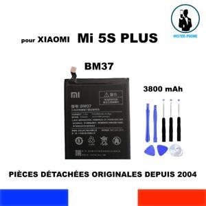 GENUINE BATTERY OEM XIAOMI BM37 BM 37 MI 5S PLUS 2016070 3,85V 3800MAh ORIGINAL