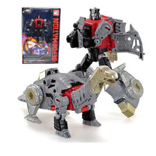 "Generations Power of the Primes Deluxe Dinobot Sludge 5"" Action Figure Toy New"