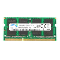 For Samsung 8GB 2RX8 DDR3L 1600MHz PC3L-12800S 204pin Laptop Memory RAM @MY