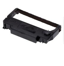 12 X Ribbon Cassette Cartridge Black For Epson Tm-u210b, Tm-u210d