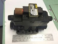 NEW OLD PARKER D63W3C456Y HYDRAULIC DIRECTIONAL VALVE, 3000 PSI CQ