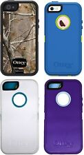 Otterbox Defender Case For iPhone 5 / 5s / SE - USED (NO TOUCH ID)