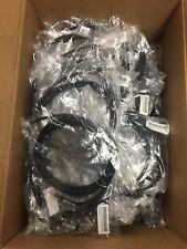 (Lot of 100)7ft Cat5e Ethernet Patch Cables 2457-40305-003Ple