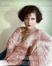 EVELYN BRENT in Why Bring That Up  | Beautiful 8x10 COLOR PHOTO by CHIP SPRINGER