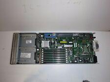 HP proliant xw460c Blade Workstation, Quad core Xeon, 2.0GHZ   DDR2 4GB RAM
