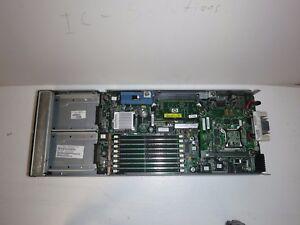 HP proliant xw460c Blade Workstation ,2x Dual Core Xeon  DDR2 4GB RAM