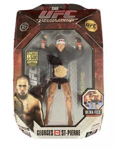 2010 UFC Fan Expo Boston Exclusive 1/500 GEORGES ST PIERRE GSP 87 Figure Rush