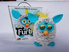 """FURBY """"Cool Wild"""" (grau/grün)   deutsche Version mit Originalverpackung"""