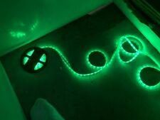 24 volt 5M Green Color  300 LED Strip Light Waterproof Flexible String  Lights