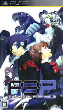 [FROM JAPAN][PSP] Persona 3 Portable Atlus [Japanese]