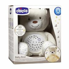 OURSON CHICCO Veilleuse ourson projecteur Baby Bear BEIGE COLISSIMO