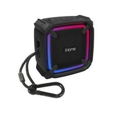iHome iBT500 Bluetooth Speaker with Lights
