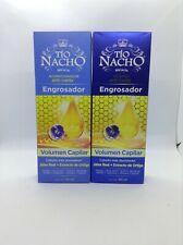 TIO NACHO ENGROSADOR SHAMPOO & CONDITIONER FOR THIKER EFFECT HAIR / ANTI-CAIDA