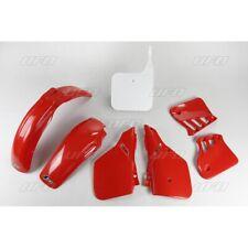UFO Plastik Kit passend für Honda CR 125 250 Bj.87-88 rot OEM 88