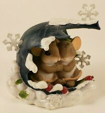 Charming Tails - Weather the Storm Together - Enesco 4027656