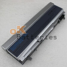 7800mAh Battery For DELL Latitude E6510 W1193 0P018K 312-0748 Laptop 9Cell
