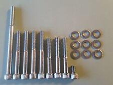 Yamaha RD250LC, RD350LC, Bolt kit, Main engine crank case, RDLC, YPVS,