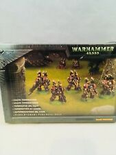 War Hammer 40k Chaos Terminators Sealed