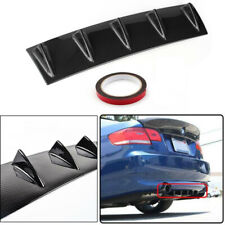 Rear Bumper Chassis ABS Plastic Shark Fin 5 Wing Lip Diffuser Cover Protector