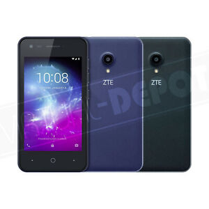 ZTE L130 2019 (8GB Storage) Factory Unlocked GSM 3G Capable Android GO 1400mAh