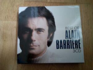 Best Of Alain Barriere