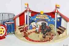 Märklin 124589-set Circus Mondolino circo Tenda-Set con 10 personaggi gioco dice Juke boxe