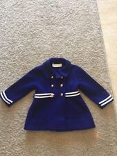 VINTAGE LITTLE WORLD, INC TODDLER PEA COAT