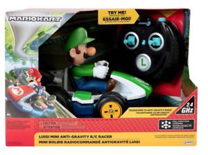Nintendo Mario Kart 8 Luigi Mini Anti-Gravity Rc Racer 2.4Ghz New Fast Ship