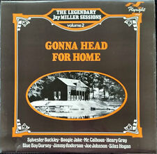Gonna Head For Home - Legendary Jay Miller Sessions Vol 2 - Flyright 517