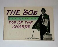Top of the Charts 60's - A book of Postcards - Pomegranate Artbooks, 1989