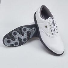 FootJoy Original- mens white golf shoes - 9.5