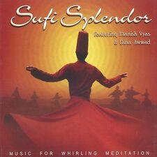 NEW Sufi Splendor: Music for Whirling Meditation (Audio CD)