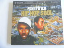 FUNKTIFIED HIP HOP SOUL CHAPPELL DIGIPAK CD RARE LIBRARY SOUNDS MUSIC CD