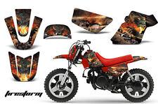 YAMAHA PW 50 Graphic Kit AMR Racing Bike Decal Sticker Part PW50 90-16 FSTORM B