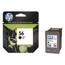 HP 56 ORIGINAL TINTE PATRONEN DESKJET 450CI 5150 5550 5600 5650 5652 5850 6650