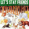 NEW Let's Stay Friends (Audio CD)