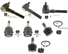 JEEP CHEROKEE Upper Lower Ball Joints Inner Outer Tie Rods Rack Ends