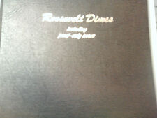 Uncirculated Roosevelt Dime collection with Proofs. 1946 - 2002-S.