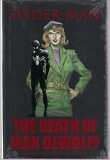 SPIDER-MAN THE DEATH OF JEAN DeWOLFF MARVEL 2011 PREM HARDCVR GN TPB SEALED NEW
