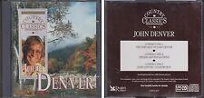 Reader's Digest JOHN DENVER Classics 3 CD Set Very Best Of Dreams Country Boy